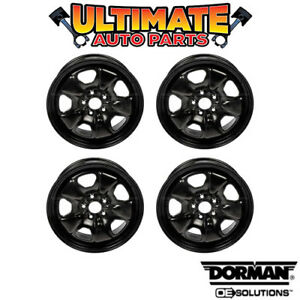 Steel Wheel Rim (18 inch) Wheels (Set of 4) for 10-13 Chevy Camaro