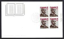Canada    # 661 URpb   ALPHONSE  DESJARDINS      New 1975 Unaddressed