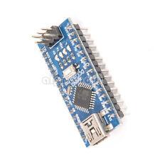 2PCS Nano V3.0 CH340G ATmega328P 5V 16M Micro-Controller USB Board For Arduino