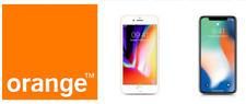 Premium Factory Unlock Service Orange Moldova All Imeis iPhone 7 7+ 8 8+ 10 X