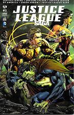 Justice League Saga N°2 - Urban Comics- D.C. Comics - Décembre 2013