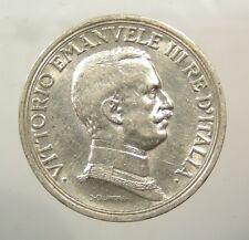 ~~ Italie Italia: Vittorio Emanuele II: 2 Lire 1914  ~~