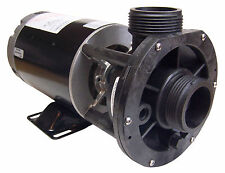 "Spa Hot Tub Pump - 1.5Hp (2HP SPL) 1 Speed, 1.5 "" CD Aqua Flo FMCP, 115/230V."