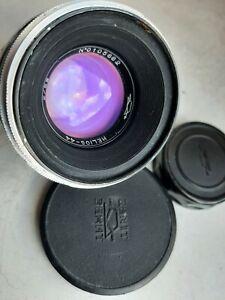 Helios-44 GLOSS Silver Lens KMZ f/2/58mm13 blades M39
