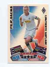 Match Attax 2012/13 Bundesliga Limitierte Auflage L13 Daems siehe scann # 411