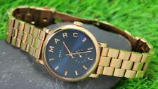 MARC BY MARC JACOBS Women's Rose Gold Tone Stainless Steel Quartz Watch
