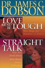 Dobson 2-in-1: Love Must Be Tough/straight Talk, James C. Dobson, Good Book