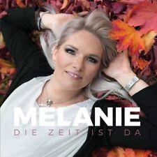 MELANIE - DIE ZEIT IST DA   CD NEUF