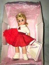 "New ListingMadame Alexander, 8"" doll, ""Cheerleader - Blonde"", #304, 1990"