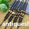 DIY Agate Glass Hand Woven Braided Jade Beads String Rope Cord Pendant Necklace