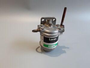 Triumph tr5 tr6 Lucas injection fuel filter vgc.