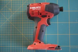 HILTI SID 4 - A22 COMPACT 1/4'' IMPACT DRIVER - TOOL ONLY.