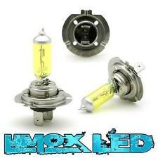 H7 3000K 55W GELB LOOK OPTIK HALOGEN LAMPEN BIRNEN GELB 3000 Kelvin 55 Watt