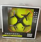 Protocol Paparazzi Drone RC Quadcopter with Camera NIB FACTORY SEALED