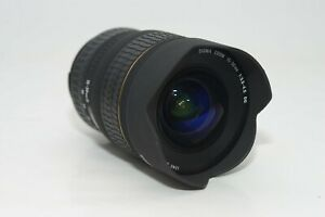 Sigma EX 15-30mm f/3.5-4.5 DG IF for Nikon F