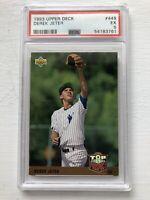 1993 Upper Deck #449 Derek Jeter Rookie Card PSA 5