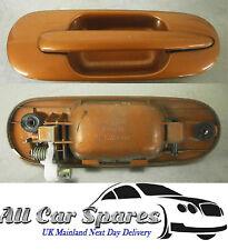 Honda CR-V / CRV MK1 -5dr- Driver Side Rear Exterior Door Handle -Orange-YR-513M