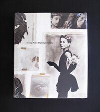 Irving Penn : The Platinum Prints (Yale Univ. 2005)  RARE! Brand New & Sealed!
