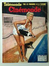 CINEMONDE N°1252 1958 COUV JAYNE MANSFIELD