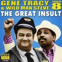 Gene Tracy & Wildman - Great Insult [New CD]