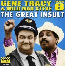 Gene Tracy & Wildman, Gene Tracy - Great Insult [New CD]