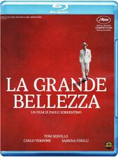 Blu Ray LA GRANDE BELLEZZA - 2013 - ***Paolo Sorrentino *** ...NUOVO