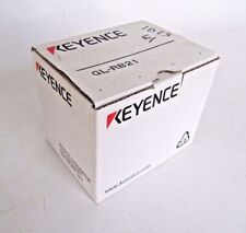 (NEW) Keyence GL-R Series Deadspace-Free Mounting Brackets GL-RB21