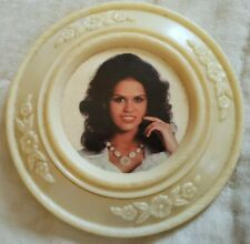 Vintage 1970s Marie Osmond Trinket Box Lid. Donny and Marie Show, Lid Only