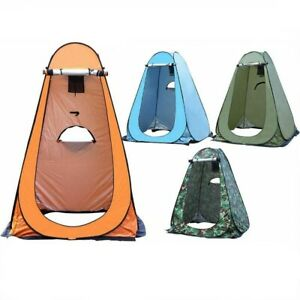 Camping Pop Up Tent Shower Toilet Dressing Privacy Beach Room Camouflage Shelter