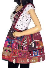 Kutch Embroidery Artisan Made Fashion Shoulder Messenger Crossbody Indian Bag