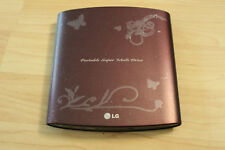 LG Super-Multi Portable Slim DVD Rewriter External Drive GP08NU6R Discontinued