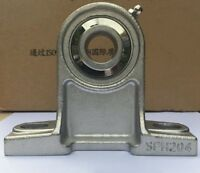 SUCPH201 to SUCPH206 Long feet Pillow Block Mounted Ball Bearing 12-30mm Bore