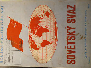 1954 XXL MAP SOVIET UNION CCCP USSR POLITICAL MINING INDUSTRY STALIN REWRITTING
