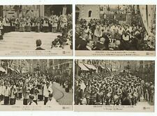 POST CARDS FRANCE FOUR CARDS AS SHOWN OF ORLEANS