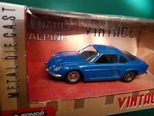 Alpine Renault 1:43 Mondo motors vintage Neuf en boite