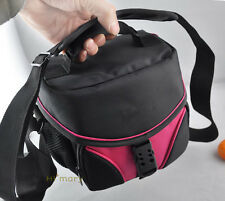 soft pink camera bag for Canon for Nikon canon sony Samsung Fujifilm Casio JVC