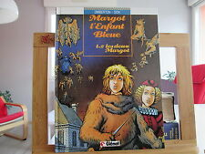 MARGOT L'ENFANT BLEUE T2 EO1990 BE/TBE LES DEUX MARGOT DIMBERTON SON