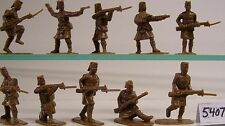 Armies In Plastic 5407 - WW1 Scottish Highlanders Figures-Wargaming