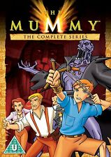 The Mummy: The Complete Animated Series - DVD NEW & SEALED (4 Discs)