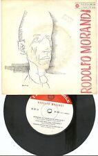 "RARO ""Rodolfo Morandi"" Dischi del Sole n° 60 (12/1965)"