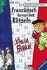 Französisch lernen mit Rätseln. by Jürgen Mertens   Book   condition good