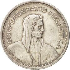 Monnaies, Switzerland, 5 Francs, 1954, Bern, KM:40, TTB, Silver, 31.45 #14698