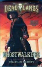 DEADLANDS: GHOSTWALKERS   -Jonathan Maberry-   PAPERBACK ~ NEW