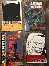 Graphic Novel Comic Lot Batman Frank Miller Bulk