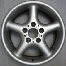 BMW Alloy Wheel e38 7er 7,5x16 et20 Round Spokes 18 Styl. 1092970 Jante rim Llanta