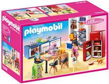 70206 Playmobil Dollhouse Family Kitchen Set with Figures inc 129pcs Children 4+