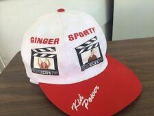 Vintage Spice Girls Kids Power Concert Hat Cap 90s Band Distressed Adjustable