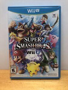 Super Smash Bros. (Wii U, 2014)