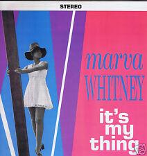 LP MARVA WHITNEY IT'S MY THING