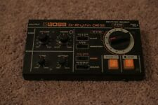 BOSS Dr. Rhythm DR-559 (Clean, Not Working)